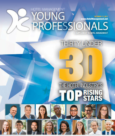 Vision Associate Selected for Hotel Management's 30 Under Thirty Award