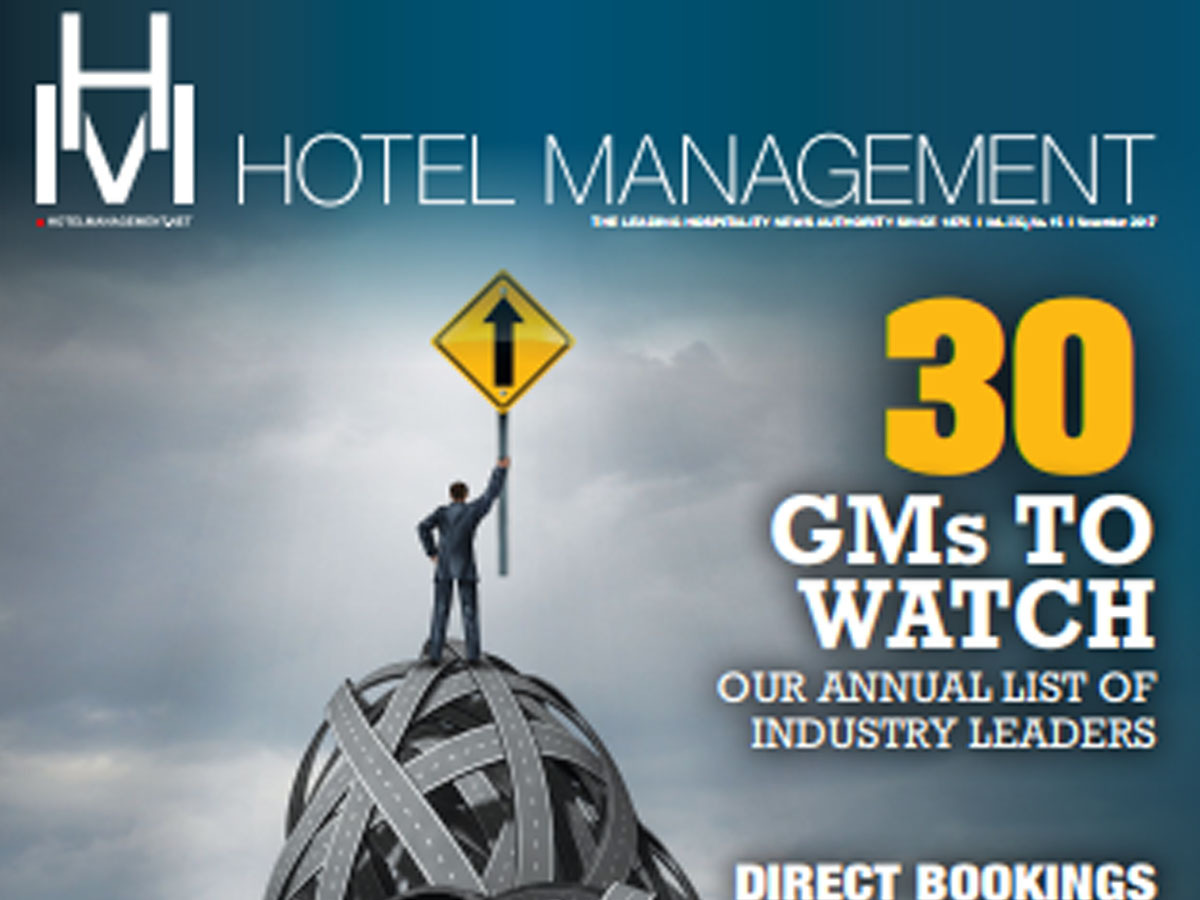 Vision Associates Selected for Hotel Management's 30 GMs to Watch